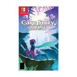Cave Story+ Nintendo Switch Game