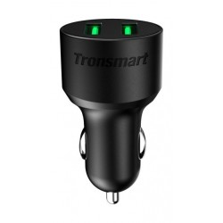 Tronsmart Dual USB Qualcomm Quick Charge 3.0 Car Charger - CC2TF