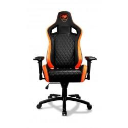 كرسي الألعاب كوغار أرمور إس - أسود