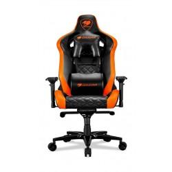Cougar Armor Titan Ultimate Gaming Chair - Orange