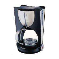 ماكينة صنع القهوة بالتنقيط حتى ١٢ فنجان بقوة ١٠٥٠ واط من بلاك آند ديكر - أسود (DCM80)