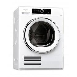 نشافة الملابس بنظام التجفيف المكثف من ويرل بول سعة ١٠ كيلو جرام – ١١ برنامج – أبيض (RC8066A1F)