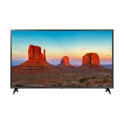 LG 55 inch 4K Ultra HD Smart LED TV - 55UK6300PVC