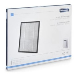 Delonghi EPA Filter + Active Carbon Filter Replacement Kit (DLAC75-CA) | Buy Online – Xcite
