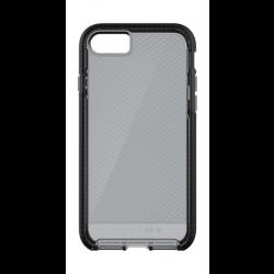 غطاء الحماية إيفو تشيك لهاتف أيفون ٧ من تك ٢١ – أسود / دخاني (T21-5329)