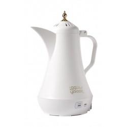 صانعة القهوة العربية سعة ٣٥٠ ملي من ياتوق – أبيض
