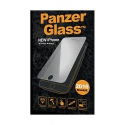 واقي الشاشة الزجاجي برايفاسي لهاتف أيفون ٧ بلس من بانزر – شفاف