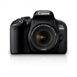 Canon EOS 800D18-55 IS STM 24.2MP Digital SLR Camera (Body)