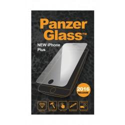 واقي الشاشة الزجاجي لهاتف أيفون ٧ بلس من بانزر – شفاف  (2004)