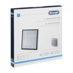 Delonghi EPA Filter + Active Carbon Filter Replacement Kit (DLAC75-CA)   Buy Online – Xcite