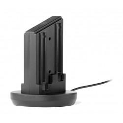 قاعدة الشحن الرباعية لوحدة التحكم بالالعاب الخاصة بجهاز نينتندو سويتش من سنيك بايت
