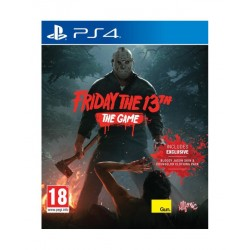 Sony Friday The 13th PS4 Game (SOFT-PS4-FRIDAY-13) 1