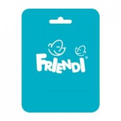 بطاقة فرندي أكوا - ٣٠ ريال