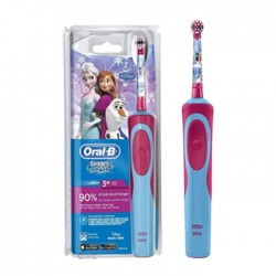 Oral-B D100 Frozen Kids Electric Toothbrush | Buy Online – Xcite