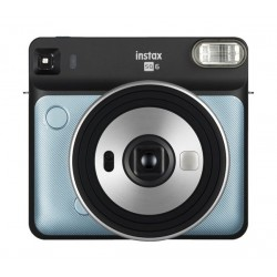 الكاميرا الفورية والمربعة الشكل من فوجي فيلم SQ6 - أزرق بحري