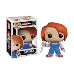 Funko Pop Movies Collectible Figure - Chucky Vinyl