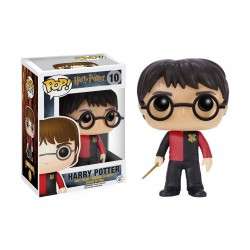 Funko Pop Movies Collectible Figure - Harry Potter-Harry Triwizard