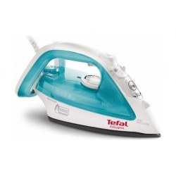 Tefal 2200W 270 ml Steam Iron (FV3910M0) – White / Blue