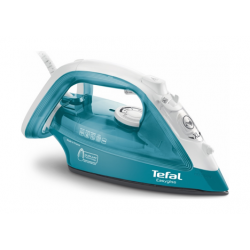 Shop Online via Xcite KSA and buy Tefal 2300W Steam Iron (FV3925M0) can make your clothes look sharp, professional and neat.
