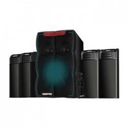 Geepas 4.1 Ch Multimedia Spealer System Price in KSA| Buy Online – Xcite