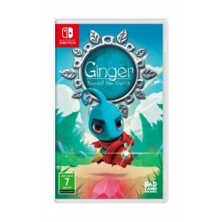 Ginger: Beyond the Crystal - Nintendo Switch Game