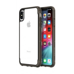 Griffin Reveal Case Apple iPhone Xr Back Case - Black Clear
