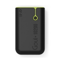Goui Vogue 10200mAh Quick Charge Power Bank - Black