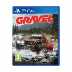 Gravel - PS4 Game