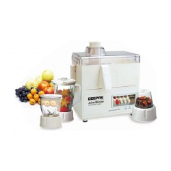 Geepas 4 in 1 Food Processor - GSB5439