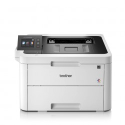 Brother Wireless Colour LED Printer, Duplex NFC Mobile Print (HL-L3270CDW)