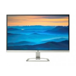 HP 27 inch Full HD Desktop Monitor - Black