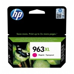 HP 963XL High Yield Original Ink Cartridge - Magenta