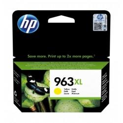 HP 963XL High Yield Original Ink Cartridge - Yellow