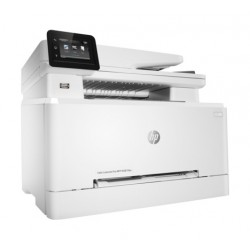 HP Laserjet Pro All in One Wireless Color Laser Printer (M281fdw ) - White