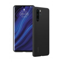 Huawei P30 Pro Silicone Case (51992872) - Black