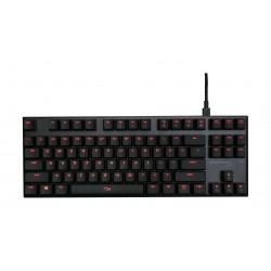 لوحة مفاتيح الألعاب الميكانيكية هايبر إكس ألوي لألعاب القتال الفردية الاحترافية من كينجيستون - أحمر