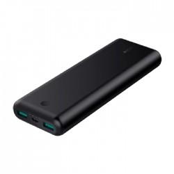 Aukey Power Bank 20100 Mah USB-C - Black