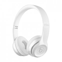 Beats Solo3 Wireless Headphones - Club White