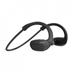 سماعة الاذن الرياضية لاسلكية من أوكي - أسود