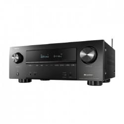 جهاز ريسيفر بقوة 95 واط و 7.2 قناة 4كي فائق الوضوح من دينون (AVRX2600HBKE2)