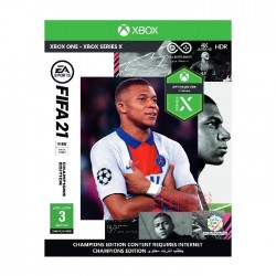 FIFA 21 Champions Edition - Xbox one Game