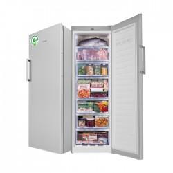 Simfer 10CFT Upright Freezer (FS7302) - Silver