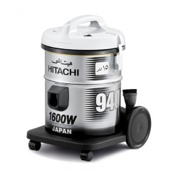 Hitachi 1600W 15 L Drum Vacuum Cleaners (CV-940Y) - Grey