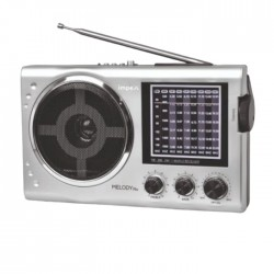 Impex Melody Plus Rechargeable Portable Radio