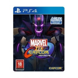 Marvel VS Capcom: Infinite Deluxe Edition - Playstation 4 Game-1