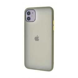 EQ iPhone 11 New Kingkong Back Case - Green