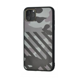 EQ iPhone 11 Pro Max Candy Silicone Print Back Case - A