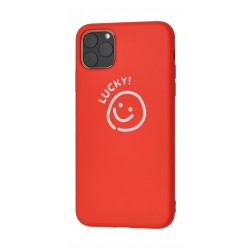 EQ iPhone 11 Pro Candy Silicone Print Back Case - D