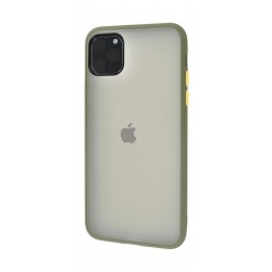 EQ iPhone 11 Pro New Kingkong Back Case - Green