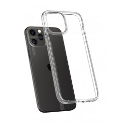 Spigen Crystal Hybrid for iPhone 12 Pro - Clear